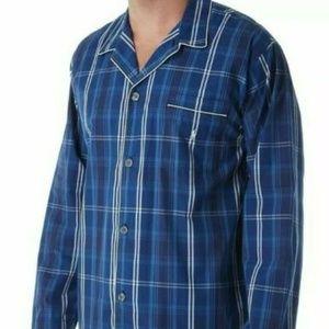 Polo Ralph Lauren Mens Pajama Sleep Shirt NEW XL